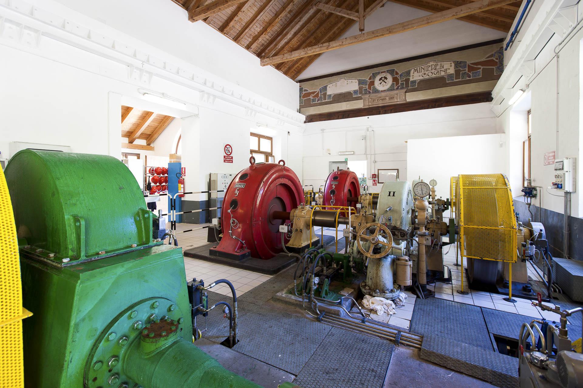 Impianto produzione energia idroelettrica sostenibile di Lillaz CVA