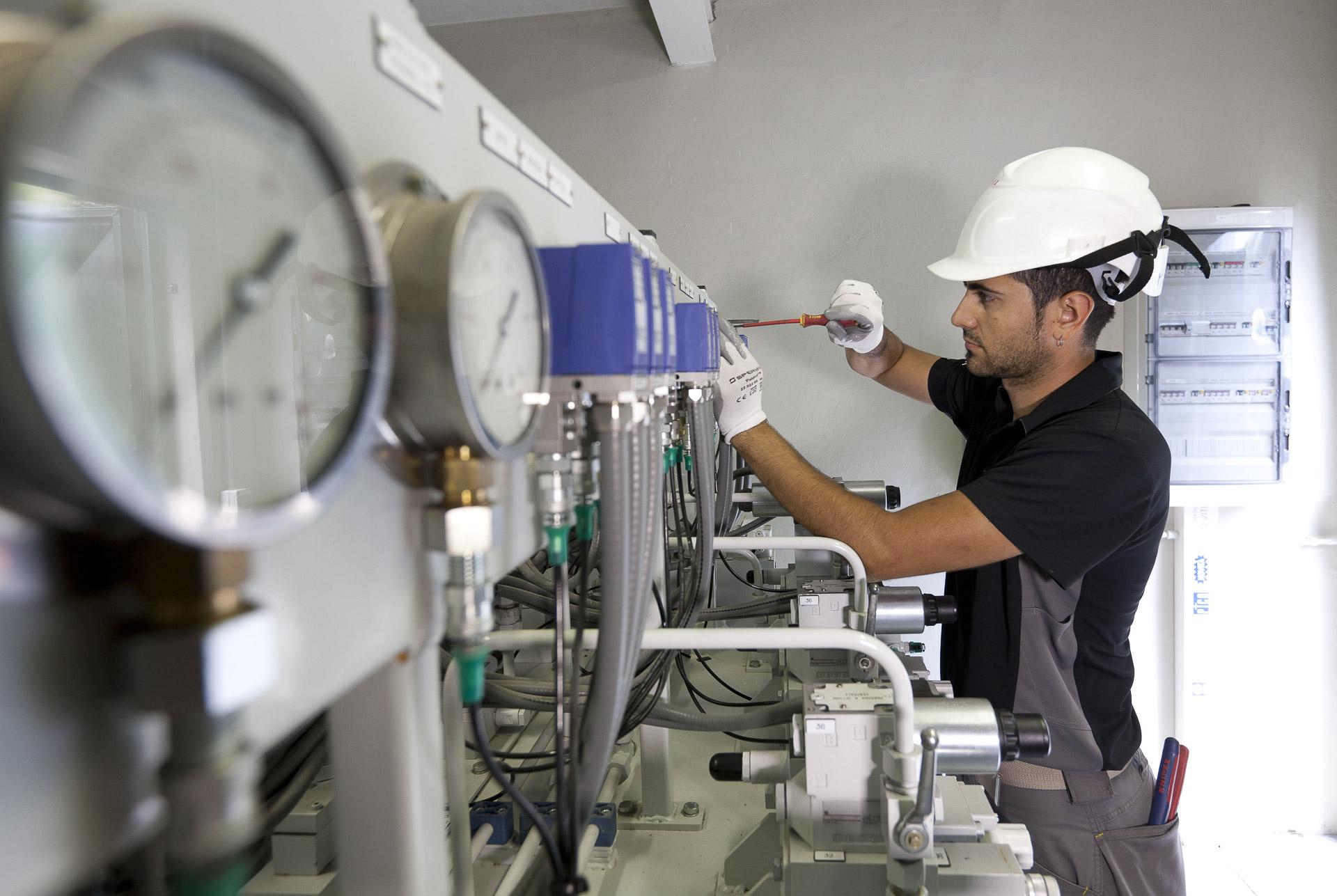 Centrale di produzione energia elettrica rinnovabile di Bard Gruppo CVA